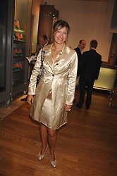 MAYA FIENNES at the Royal Academy of Arts Summer Exhibition Party at the Royal Academy, Piccadilly, London on 6th June 2007.<br />