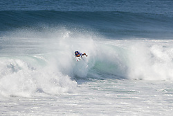 October 12, 2017 - Ian Gouveia of Brazil advanced directly to Round Three of the 2017 Quiksilver Pro France after winning Heat 11 of Round One at Hossegor. (Credit Image: © WSL via ZUMA Press)
