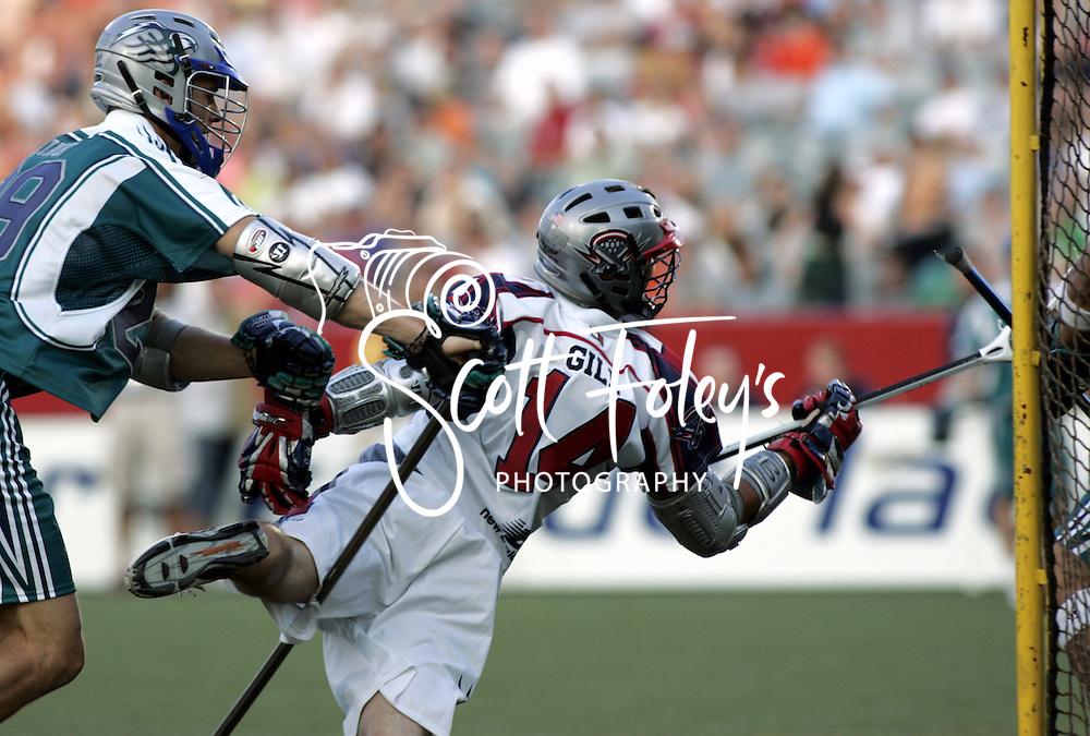 Boston Cannons vs Baltimore Bayhawks, 16 Jul 05, Nickerson Field, Boston Univ, Boston, MA