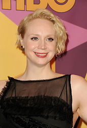 Gwendoline Christie at the HBO's 2018 Official Golden Globe Awards After Party held at the Circa 55 Restaurant in Beverly Hills, USA on January 7, 2018.