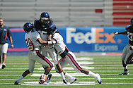 Ole Miss holds a scrimmage at Vaught-Hemingway Stadium in Oxford, Miss. on Saturday, April 2, 2011.