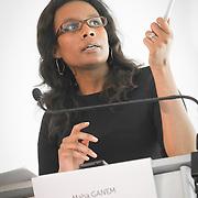 04 June 2015 - Belgium - Brussels - European Development Days - EDD - Urban - Urban future leading the development agenda - Maha Ganem , Journalist © European Union