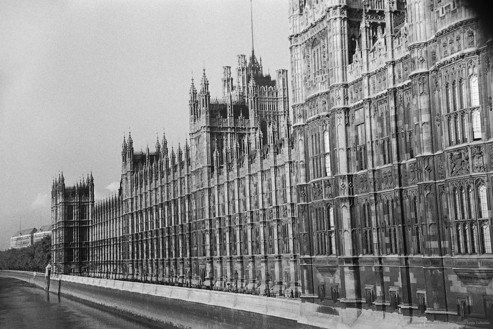 Houses of Parliament, London, c.1935