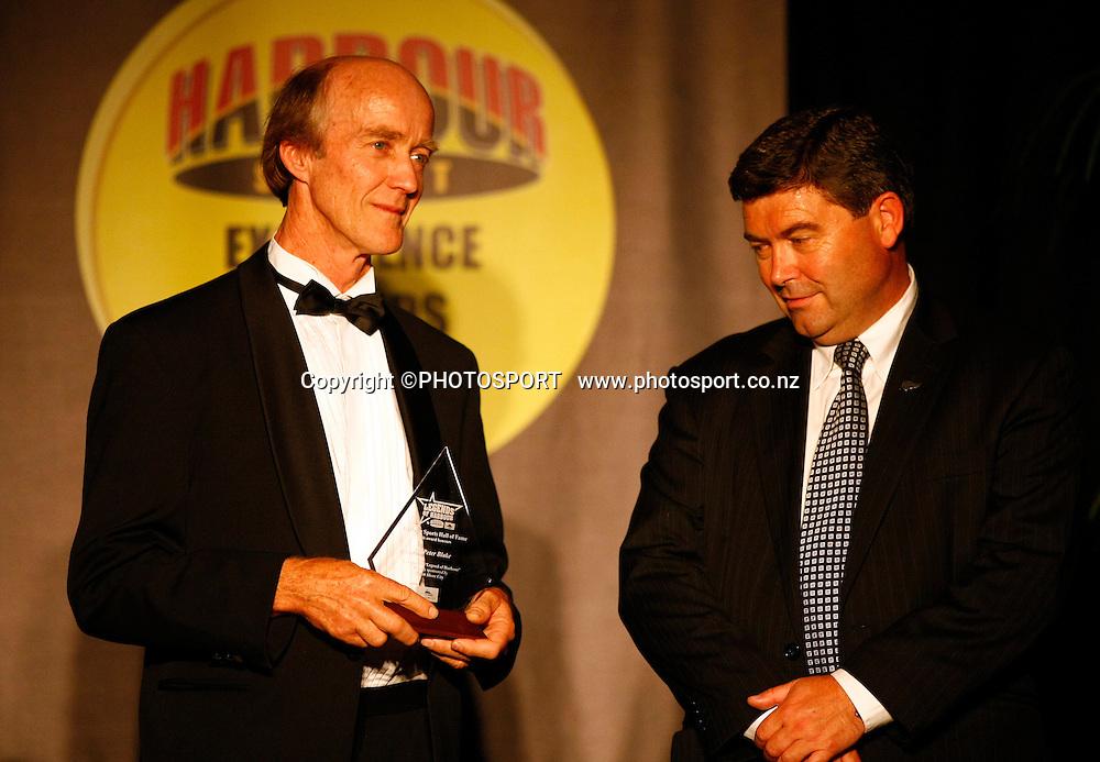 Harbour Sport Excellence Awards, Spencer on Byron Hotel, Takapuna, Friday 21 November 2008. Photo: Simon Watts/PHOTOSPORT