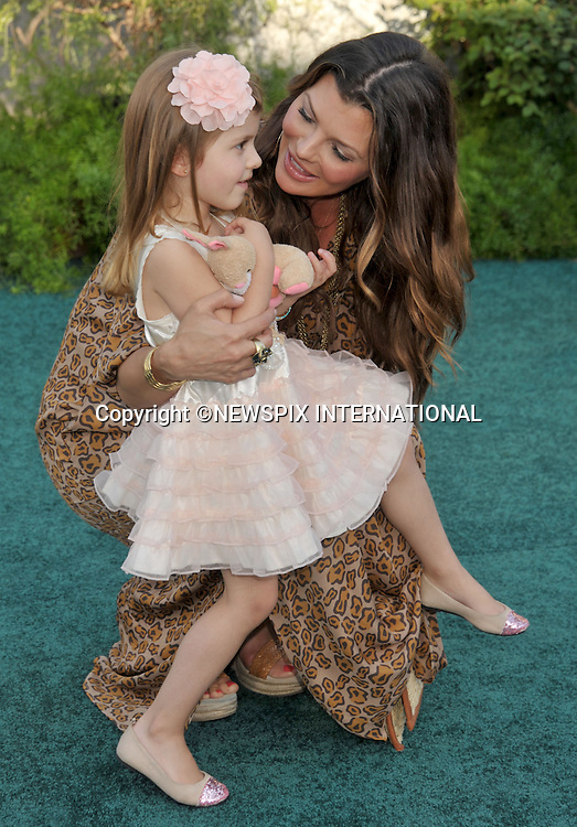 """ALI LANDRY.arrives at the World Premiere of """"Zookeeper"""" at the Regency Village Theatre in Westwood, California. WESTWOOD, Los Angeles, California_06/07/2011.Mandatory Photo Credit: ©Crosby/Newspix International. .**ALL FEES PAYABLE TO: """"NEWSPIX INTERNATIONAL""""**..PHOTO CREDIT MANDATORY!!: NEWSPIX INTERNATIONAL(Failure to credit will incur a surcharge of 100% of reproduction fees).IMMEDIATE CONFIRMATION OF USAGE REQUIRED:.Newspix International, 31 Chinnery Hill, Bishop's Stortford, ENGLAND CM23 3PS.Tel:+441279 324672  ; Fax: +441279656877.Mobile:  0777568 1153.e-mail: info@newspixinternational.co.uk"""