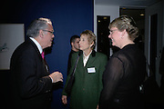 U.S. Ambassador Robert Tuttle, Myra Millinger and Mary Rittmann ,, Maricopa Partnership for Arts and Culture,  Arizona Office of Tourism, and Arizona Department of Commerce<br />