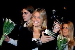 14-12-2009 ALGEMEEN: TOPSPORT GALA AMSTERDAM: AMSTERDAM<br /> Hockey Amsterdam sportploeg van het jaar - Sophie Polkamp<br /> ©2009-WWW.FOTOHOOGENDOORN.NL