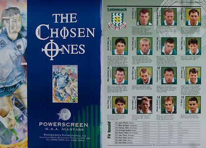 All Ireland Senior Hurling Championship - Final,.01.09.1996, 09.01.1996, 1st September 1996,.01091996AISHCF, .Wexford v Limerick,.Wexford 1-13, Limerick 0-14,..Limerick, 1 Joe Quaid, Feohanagh, 2 Stephen McDonagh, Bruree, 3 Mike Nash, South Liberties, 4 Declan Nash, South LIberties, 5 David Clarke, Kilmallock, 6 Ciaran Carey, Patrickswell, 7 Mark Foley, Adare, 8 Mike Houlihan, Kilmallock, 9 Sean O'Neill, Murroe Boher, 10 Frankie Carroll, Garryspillane, 11 Gary Kirby, Patrickswell, 12 Barry Foley, Patrickswell, 13 Owen O'Neill, Murroe Boher, 14 Damien Quigley, Na Piarsaigh, 15 T J Ryan, Garryspillane, subs, John O'Brien, Mike Galligan, Padraig Tobin, Turlough Herbert, Shane O'Neill, John Flavin, Brian Tobin, John Foley, John Kiely,