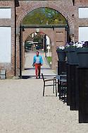 AMERONGEN - Op het landgoed van Kasteel Amerongen is de cast van de 'The Sound of Music' bekend gemaakt. Met hier op de foto  Albert Verlinde. FOTO LEVIN DEN BOER - PERSFOTO.NU