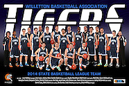 2014 WBA WABL & SBL Team Photos