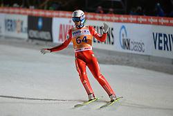 21.11.2014, Vogtland Arena, Klingenthal, GER, FIS Weltcup Ski Sprung, Klingenthal, Herren, HS 140, Qualifikation, im Bild Anders Bardal (NOR) // during the mens HS 140 qualification of FIS Ski jumping World Cup at the Vogtland Arena in Klingenthal, Germany on 2014/11/21. EXPA Pictures © 2014, PhotoCredit: EXPA/ Eibner-Pressefoto/ Harzer<br /> <br /> *****ATTENTION - OUT of GER*****