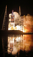 NASA Solar Probe Launched - Cape Canaveral 12 Aug 2018