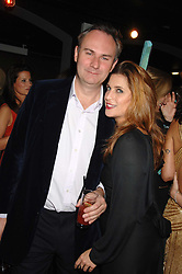 WILLIAM CASH & VANESSA NEUMANN at Andy & Patti Wong's Chinese new Year party held at County Hall and Dali Universe, London on 26th January 2008.<br /> <br /> NON EXCLUSIVE - WORLD RIGHTS (EMBARGOED FOR PUBLICATION IN UK MAGAZINES UNTIL 1 MONTH AFTER CREATE DATE AND TIME) www.donfeatures.com  +44 (0) 7092 235465