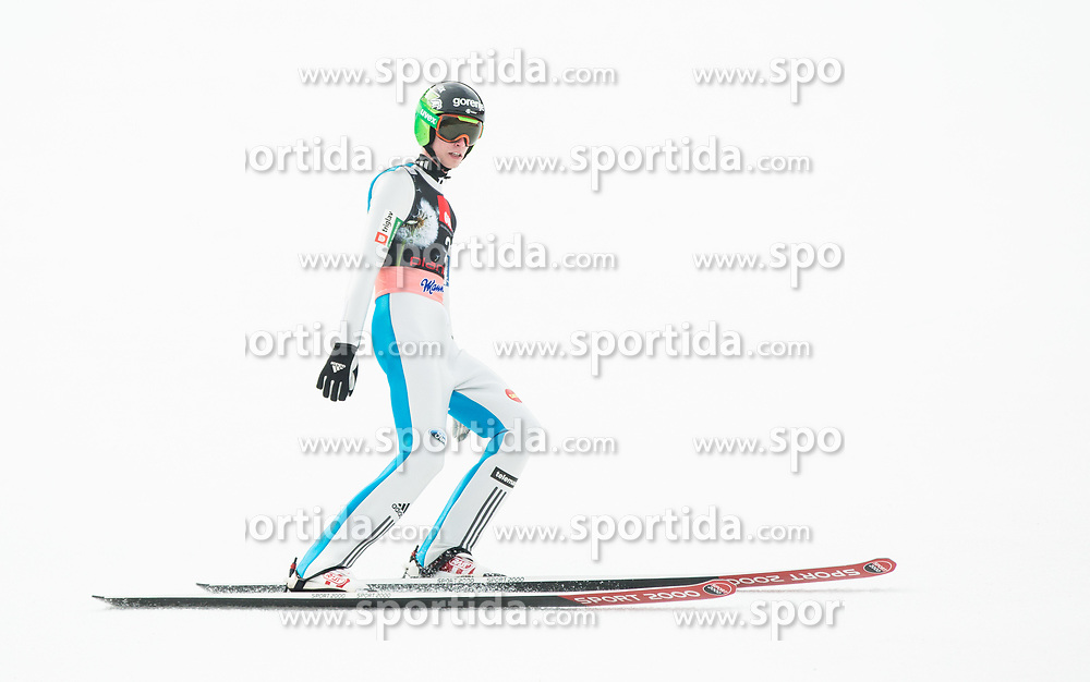 Anze Semenic of Slovenia during the Ski Flying Hill Individual Competition on Day Two of FIS Ski Jumping World Cup Final 2017, on March 24, 2017 in Planica, Slovenia. Photo by Vid Ponikvar / Sportida