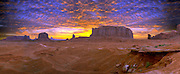 John Ford Point, Monument Valley, Arizona, Utah, USA, Fiery Sunset, Indian, Tribal Park, Historic site, Desert, Dry, Arid, Beautiful CGI Backgrounds, ,Beautiful Background