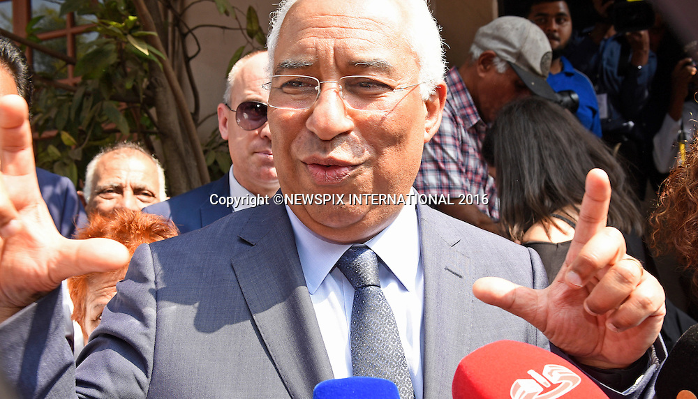 13.01.2017; Margao,Goa,India: ANTONIO COSTA VISITS ANCESTRAL HOME<br />