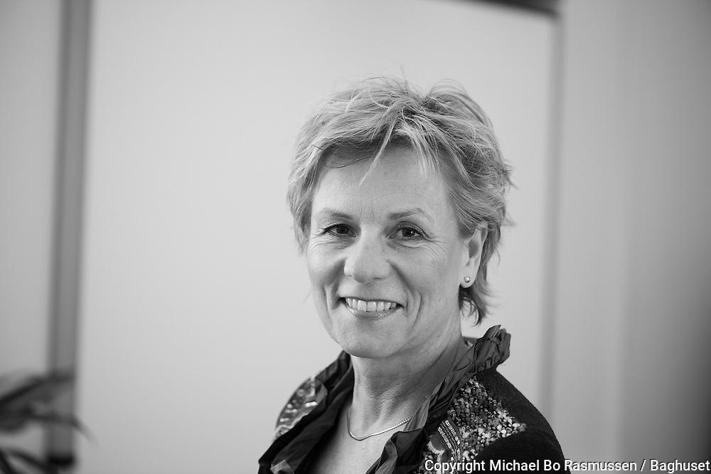 Helen Kæstel, sygeplejechef, Ældre- og Sundhed, Aalborg Kommune. Foto: © Michael Bo Rasmussen / Baghuset. Dato: 16.01.14