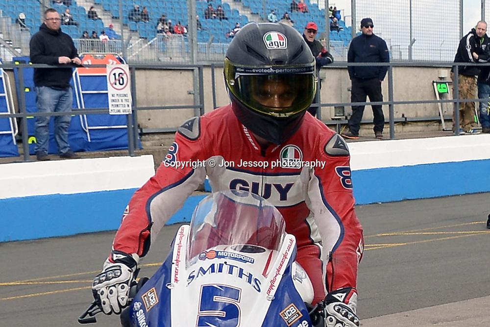 #5 Guy Martin Smiths Racing Triumph Motorpoint British Supersport