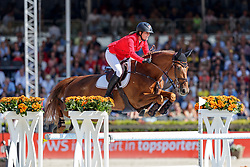 Blum Simone, GER, DSP Alice<br /> European Championship Jumping<br /> Rotterdam 2019<br /> © Hippo Foto - Stefan Lafrentz