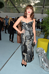 OPHELIA LOVIBOND at the Glamour Magazine Women of the Year Awards in association with Next held in the Berkeley Square Gardens, London on 7th June 2016.
