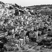 Jerusalem in Monochrome