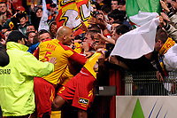 FOOTBALL - FRENCH CHAMPIONSHIP 2009/2010 - L1 - RC LENS v GIRONDINS BORDEAUX - 15/05/2010 - PHOTO JULIEN CROSNIER / DPPI -