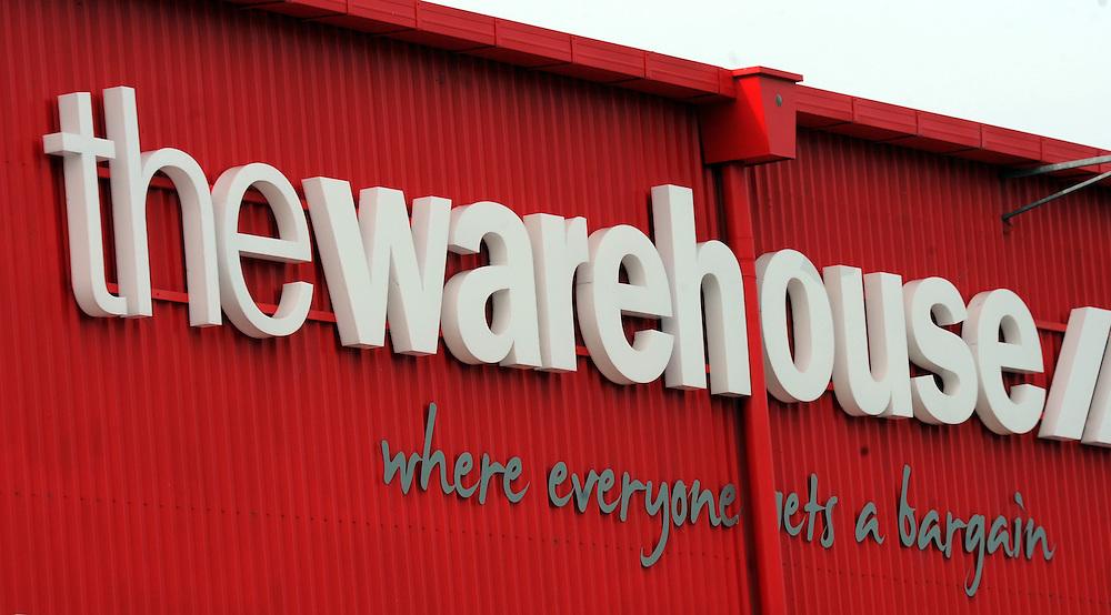 The Warehouse, Whangarei, New Zealand, Tuesday, February 04, 2014. Credit:SNPA / Ross Setford