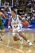 Olimpiadi Sydney 2000<br /> Italia - Lituania <br /> Nella foto: Alessandro Abbio