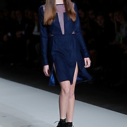 NLD/Amsterdam/20120126 - AFW Winter 2012 - modeshow Grazia presents Elize Kim,