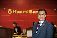 Chong Guk Kum, CEO of Hanmi Bank