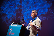 7th IAS Conference on HIV Pathogenesis, Treatment and Prevention (IAS 2013), Kuala Lumpur, Malaysia.<br /> Photo shows Denis Burton, United States, speaking on 'Vaccine: New Developments in Protecting Antibodies', during the Wednesday Plenary (WEPL01).<br /> Photo&copy;International AIDS Society/Steve Forrest/Workers' Photos