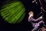"Albert Sanz at  the ""Jazz festival of Madrid"" 2012"