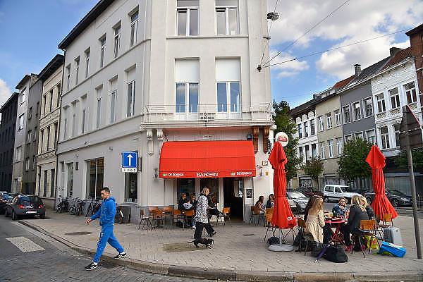 Belgie, Antwerpen, 8-10-2012Stadsgezicht, straatbeeld van deze stad in Vlaanderen.Foto: Flip Franssen/Hollandse Hoogte