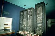 ENIAC computer -c1944. 18,000 vac.