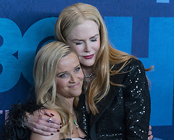 May 29, 2019 - New York, New York, United States - Reese Witherspoon and Nicole Kidman attend HBO Big Little Lies Season 2 Premiere at Jazz at Lincoln Center (Credit Image: © Lev Radin/Pacific Press via ZUMA Wire)
