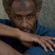 Patrick, one of Atlantic City's homeless persons. <br />