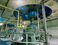 Generator Bearings, Original 1909 Generators -  Vernon Station, Vernon, VT.Dam Power Plant. 2MW Generators