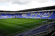 Madejski Stadium during the Sky Bet Championship match between Reading and Preston North End at the Madejski Stadium, Reading, England on 30 April 2016. Photo by Jon Bromley.