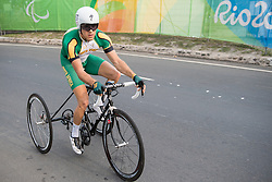 FUCHS Goldy, RSA, T2, Cycling, Time-Trial at Rio 2016 Paralympic Games, Brazil
