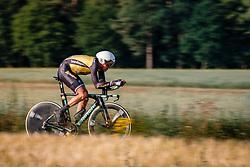 Stef Clement of Lotto NL - Jumbo, Dutch Individual Time Trial Nationals Men Elite, Stokkum, Montferland, The Netherlands, 21 June 2017. Photo by Pim Nijland / PelotonPhotos.com | All photos usage must carry mandatory copyright credit (Peloton Photos | Pim Nijland)