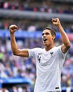 Uruguay v France 06/07