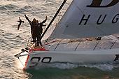 Barcelona World Race, Hugo Boss, Wellington.