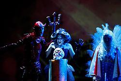 Sinbad the Tailor.MADC pantomime