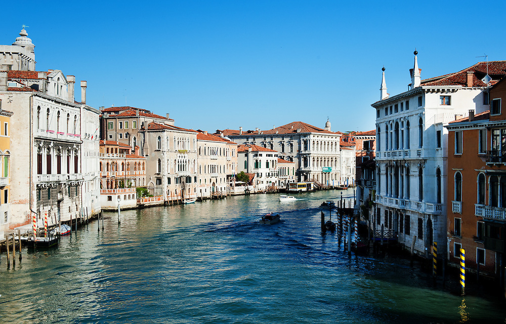 "Dorsoduro is one of the six ""sestieri"" in Venice"
