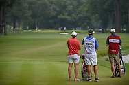Carlota Ciganda (ESP) looks over her tee shot on 10 during round 4 of the U.S. Women's Open Championship, Shoal Creek Country Club, at Birmingham, Alabama, USA. 6/3/2018.<br /> Picture: Golffile | Ken Murray<br /> <br /> All photo usage must carry mandatory copyright credit (© Golffile | Ken Murray)