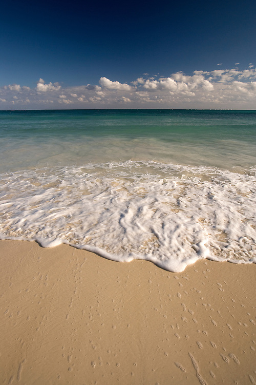 Beach on Grand Bahama Island, Bahamas