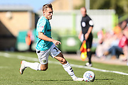 Forest Green Rovers George Williams(11) runs forward during the EFL Sky Bet League 2 match between Forest Green Rovers and Swindon Town at the New Lawn, Forest Green, United Kingdom on 25 August 2018.
