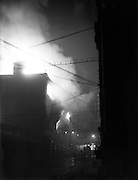 Fire at Exchequer St and Dame Court in the building Owned by Central Hotel.05/01/1954