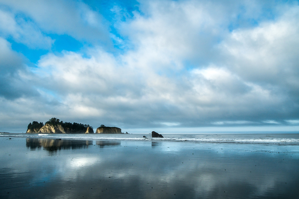 Rialto Beach, Mora, Olympic National Park