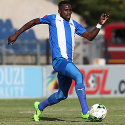 DURBAN, SOUTH AFRICA - MAY 01:  during the Absa Premiership match between Maritzburg United and Cape Town City FC at Harry Gwala Stadium on May 01, 2017 in Durban, South Africa. (Photo by Steve Haag/Gallo Images)